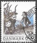 Danemark - Y&T N°1370 - Oblitéré