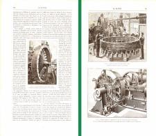 LE SECTEUR ELECTRIQUE DE LA PLACE DE CLICHY  1891 - France