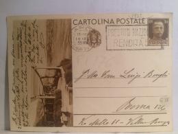 FI,COLLEZIONE,STORIA POSTALE,CARTOLINA POSTALE,POST CARD,VIAGGIATE,ITALIA,ITALY,CAMPANIA,NAPOLI - Napoli (Napels)
