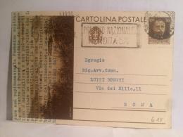 FI,COLLEZIONE,STORIA POSTALE,CARTOLINA POSTALE,POST CARD,VIAGGIATE,ITALIA,ITALY,LAZIO,ROMA - Roma (Rome)