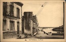 29 - TREBOUL - Poste - Tréboul