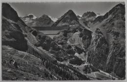La Route D'acces Au Barrage De La Grande Dixence - La Salle Du Pleureur Et Le Vallon De Praz-Fleuri - VS Valais