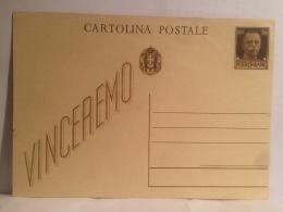 FI,COLLEZIONE,STORIA POSTALE,CARTOLINA POSTALE,POST CARD,ITALIA,ITALY - Italië