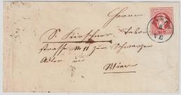 """1867, Blauer """" BADEN """" , #7504"""