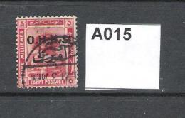 Egypt 1915 5m