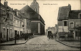 49 - SAINT-GEORGES-SUR-LOIRE - Circuit De L'Anjou 1909 - Carotte Tabac - Saint Georges Sur Loire