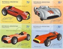 ARGENTINE 2001 - Anciennes Voitures De Courses - 4 V.