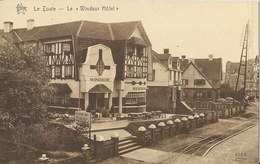 """Le Zoute  -   Le """"Windsor Hôtel"""""""