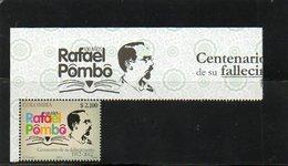 2021 COLOMBIA - Rafael Pombo - Colombia