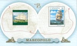 CANADA 1999 - Marcopolo - ém. Avec L'Australie - BF