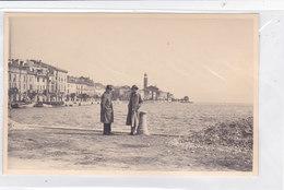 CARD PHOTO RETRO SCRITTO MANUALMENTE SALO' MARZO 1935  (BRESCIA)   -FP-V-2-0882-26938 - Brescia