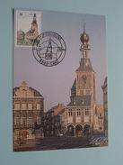 HALLETOREN Tielt / 23-6-1984 Tielt ( Details, Zie Foto's Met Vergrotingen ) ! - Cartes-maximum (CM)