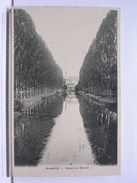 10 - ROMILLY -  CANAL DU MOULIN - DOS SIMPLE - TRES BEL ETAT - Romilly-sur-Seine