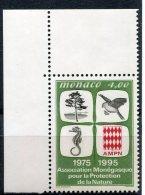 1690 - MONACO  N°1995 ** Association Monégasque Pour La Protection De La Nature  1995  SUPERBE - Ungebraucht