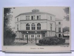 10 - TROYES - LE THEATRE - DOS SIMPLE - TRES BEL ETAT - Troyes