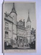 10 - TROYES - HOTEL DE VAULUISANT - DOS SIMPLE - TRES BEL ETAT - Troyes