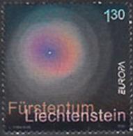 LIECHTENSTEIN 2009 - Europa - L'astronomie - 1 V.
