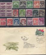 TCHECOSLOVAQUIE ! LETTRE Vers Nice De 1972 Et Timbres Anciens Depuis 1920 - Tchécoslovaquie