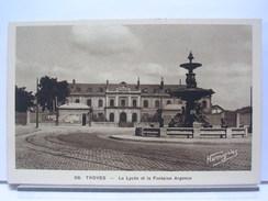 10 - TROYES - LOT DE 4 CARTES - TRES BEL ETAT - Troyes