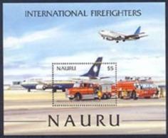 NAURU 2002 - Service Des Pompiers Internationaux - BF