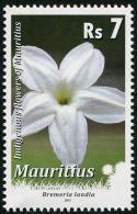 Mauritius 2015 - Flore, Fleurs Des Iles Maurice - 1v Neufs // Mnh - Maurice (1968-...)