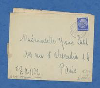 Enveloppe Ancienne , Timbre & Courrier - Envoi En France 1941 Cachet De Censure Rouge Gepruft Oberkommando Der Wehmacht - Allemagne