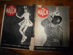 1939 MATCH: Femmes A Barbe;SALON, Saint-Cyr De L'Air:Femmes-pilotes-d'avion;MANOSQUE Et L'histoire Des Enfants RICARD - Magazines & Papers