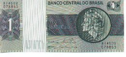 Billete Brasil. 1 Cruceiro (pequeñas Manchas De Oxido. (ref. 6bras-1) - Brasil