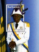 Barbados - 2016 - Landships Of Barbados - Mint Souvenir Sheet