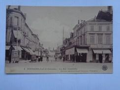 Réf: 83-13-24.              TONNEINS          La Rue Gambetta    ( Brunâtre ) - Tonneins