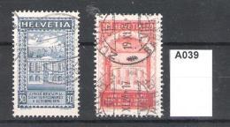 Switzerland 1924 50th Anniversary Of The UPU