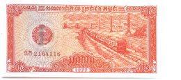 Billete Camboya P-27. 0.5 Riels 1979 . (ref. Billex-cam27) - Cambodia