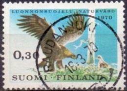 Finland 1970 Natuur GB-USED