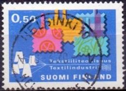 Finland 1970 Textielindustrie GB-USED