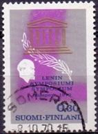 Finland 1970 Unesco GB-USED
