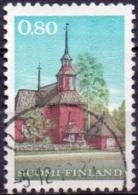 Finland 1970 Kerk Van Keuru GB-USED