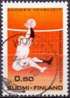 Finland 1970 Invalidenfonds GB-USED