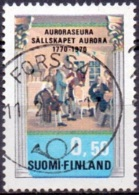 Finland 1970 Aurrora Soc. GB-USED