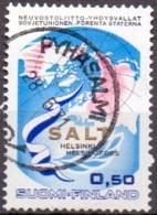 Finland 1970 SALT GB-USED
