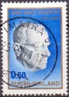 Finland 1970 Pr.Paassikivi GB-USED