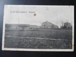 AK GROSS ENZERSDORF B. Gänserndorf 1916 /// D*22422 - Gänserndorf