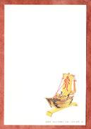 P Schiff Aus Holz, Ungebraucht, 1994 (35252) - Cartoline Postali