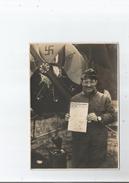 AVIATEUR ET SON COUCOU PHOTO ANCIENNE - Luftfahrt