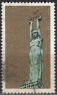 Latvija 1991 Michel 317 O Cote (2013) 0.20 Euro Monument De La Liberté Cachet Rond - Lettonie