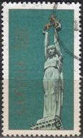 Latvija 1991 Michel 319 O Cote (2013) 0.70 Euro Monument De La Liberté Cachet Rond - Lettonie