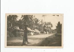 DENPASAR ILE DE BALI INDONESIE PHOTO NU FEMME ILE DE BALI 1920 - Orte