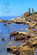 Bordighera - Imperia - Chiesa Di S.ampelio - Formato Grande Viaggiata – E1 - Imperia