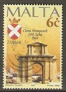 MALTE    -   1997 .   Y&T N° 980 Oblitéré.