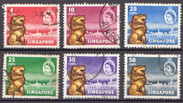 Singapore Used Set