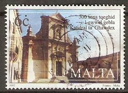 MALTE    -   1997 .   Y&T N° 991 Oblitéré.